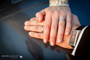 ezüst karikagyűrű - miért nem ajánlom? Nemesacél karikagyűrű alternatíva az ezüst karikagyűrű helyett.